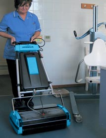Hospital Floor Cleaning Machine - Rotowash