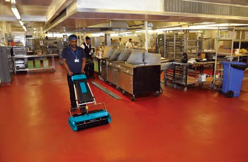 Best Floor Scrubber Machine - Rotowash