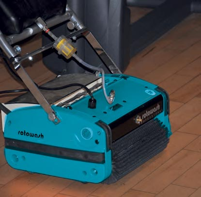 Best Hardwood Floor Cleaner Machine - Rotowash
