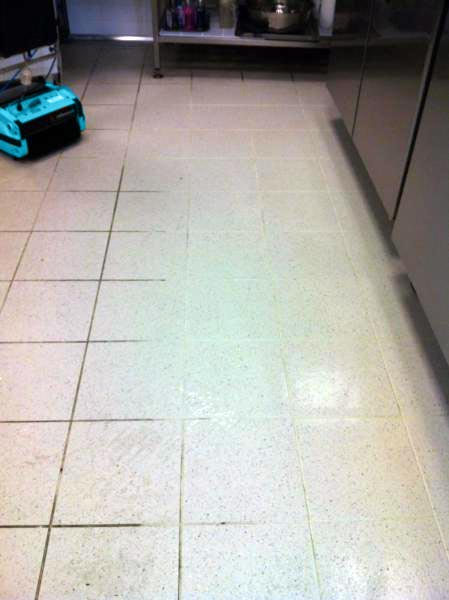 Cleaning Ceramic Tile Floors - Rotowash