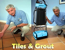 Cleaning Tile and Grout Floors - Rotowash