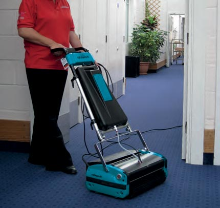 Commercial Carpet Cleaner Machine - Rotowash