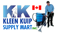 Kleen Kuip Supply Mart Inc. - New & Used Carpet Cleaning Machines