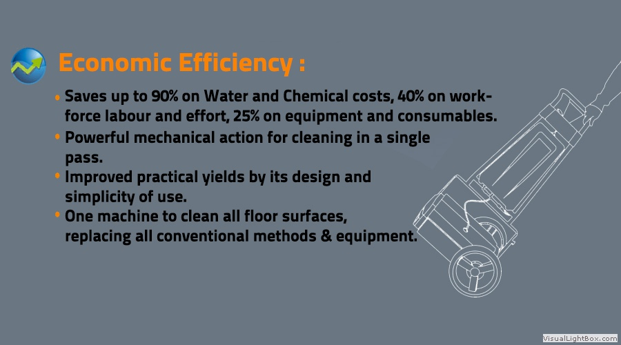 Economic Efficiency - Rotowash