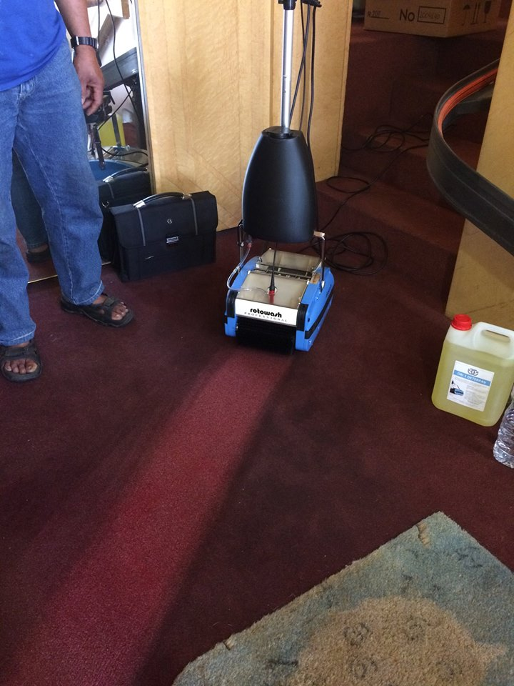 Rotowash Carpet Cleaning