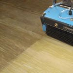 Wood Floor Cleaning Machine - Rotowash